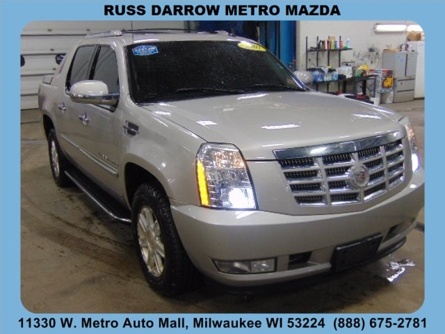 hight resolution of used 2007 cadillacescalade ext base suv