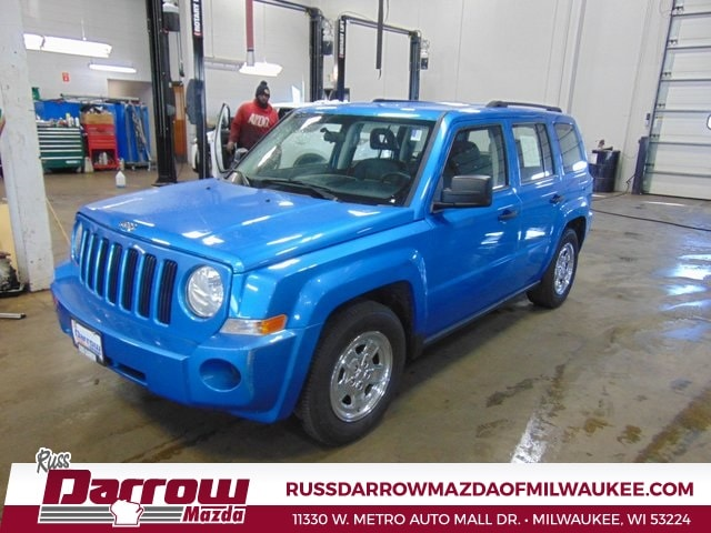 small resolution of used 2008 jeeppatriot sport suv