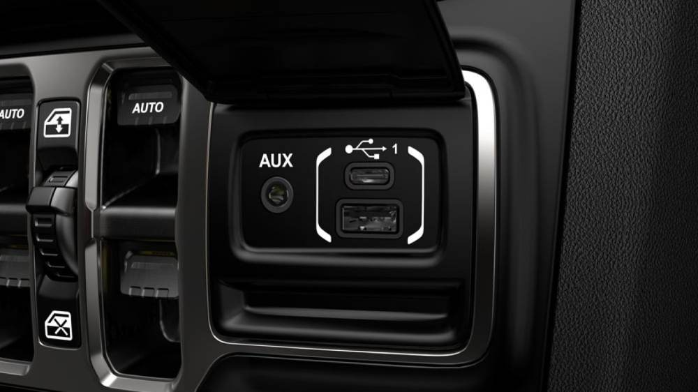 medium resolution of dual usb ports are located in the media hub in the console an extra port is located in the center armrest additional usb ports are available for rear