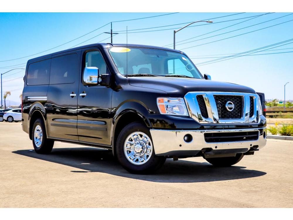 medium resolution of new 2018 nissan nv passenger nv3500 hd for sale lease santa maria ca
