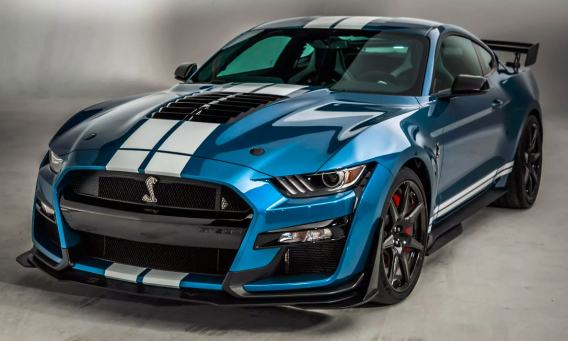 If you're wanting to hit the open road in an american built automobile, but don't want to spend of ton of money for the experience, consider purchasing a used ford mustang. 2020 Mustang Shelby Gt500 Schimmer Ford