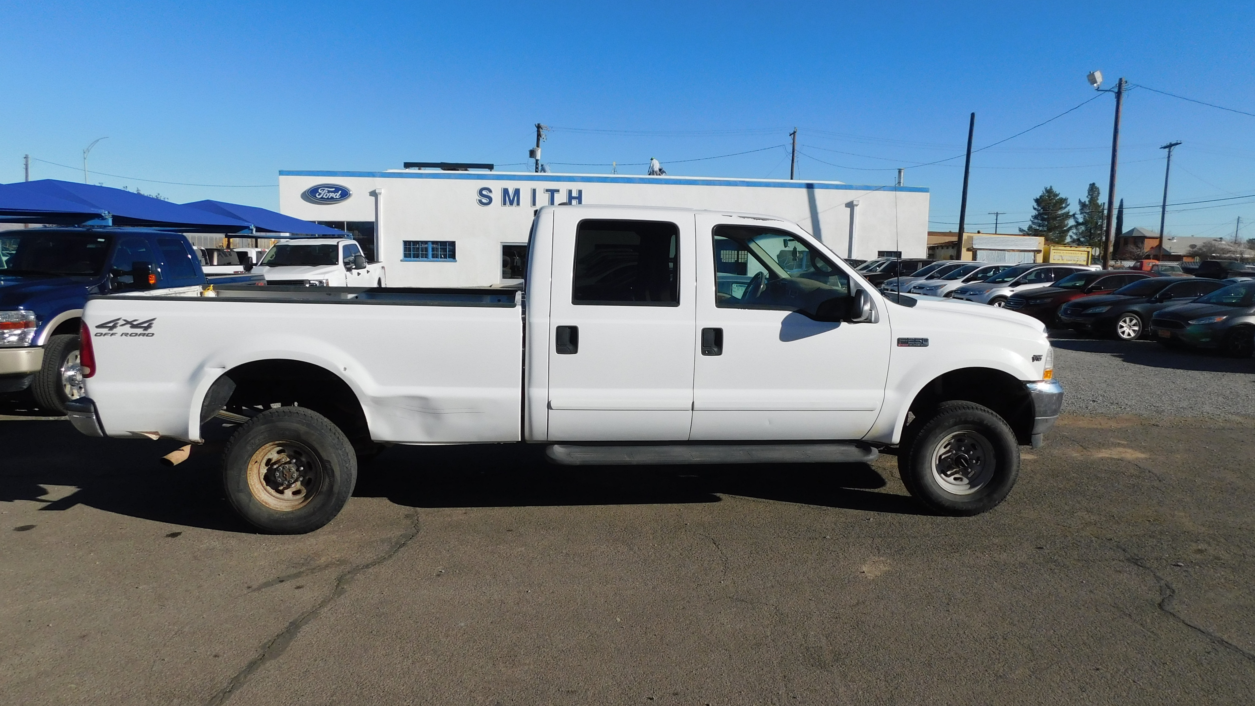 2002 ford v10 xr650r wiring diagram used f 250 for sale at smith vin 1ftnw21s92ec94262 lariat crew cab 20v mpfi sohc