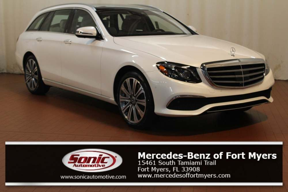 medium resolution of new 2019 mercedes benz e class for sale in fort myers fl stock ka585416