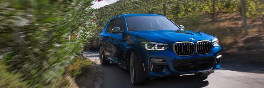 New BMW X3 for Sale in Monrovia | BMW of Monrovia