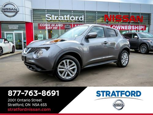 small resolution of 2016 nissan juke sv bluetooth backup cam heated seats
