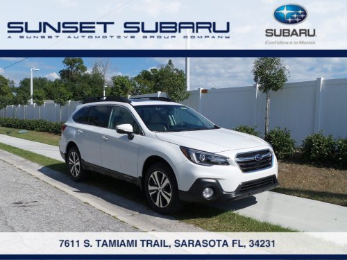 small resolution of new 2019 subaru outback 3 6r limited for sale in sarasota fl