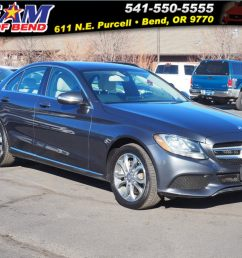 2015 mercedes benz c class c 300 4matic for sale in bend or [ 1024 x 768 Pixel ]