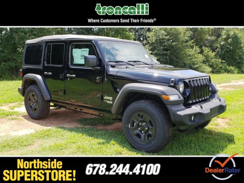 small resolution of new 2018 jeep wrangler unlimited sport 4x4 in cumming ga