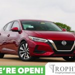 New 2020 Nissan Sentra Sv For Sale In Mesquite Tx Yh67815 Mesquite New Nissan For Sale 3n1ab8cvxly232056