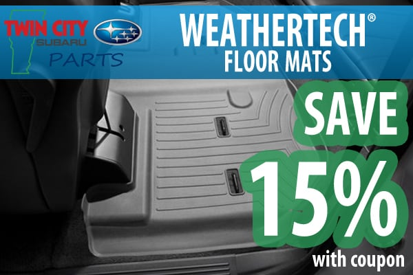 coupons for weathertech floor mats