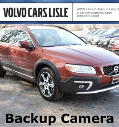 used 2015 volvo xc70 t6 premier plus for sale chicago lisle il v90288a [ 1024 x 768 Pixel ]