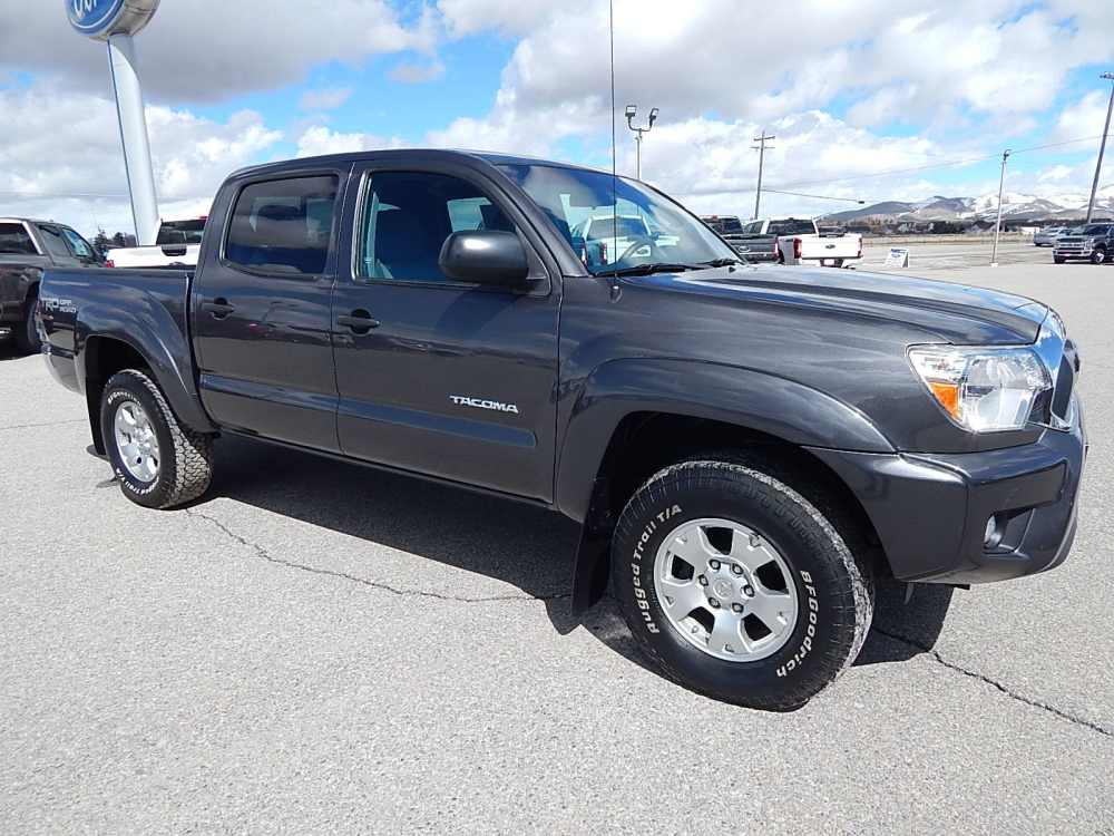 medium resolution of used 2015 toyotatacoma truck double cab