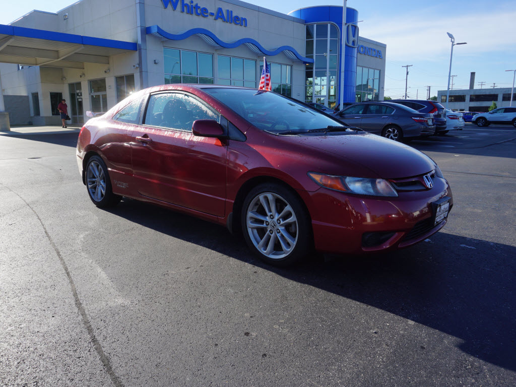 hight resolution of used 2007 hondacivic si coupe