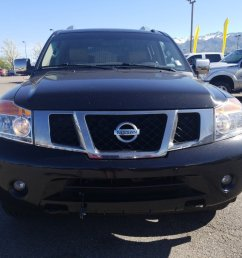 used 2013 nissan armada for sale at wilson motor company vin 5n1aa0ne7dn607636 [ 1600 x 1200 Pixel ]