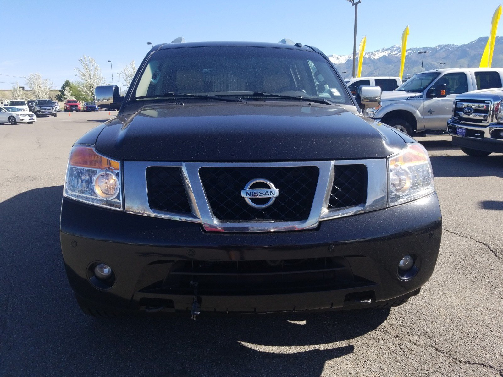hight resolution of used 2013 nissan armada for sale at wilson motor company vin 5n1aa0ne7dn607636