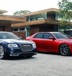chrysler 300 in jazz blue pearl and redline pearl [ 1210 x 680 Pixel ]
