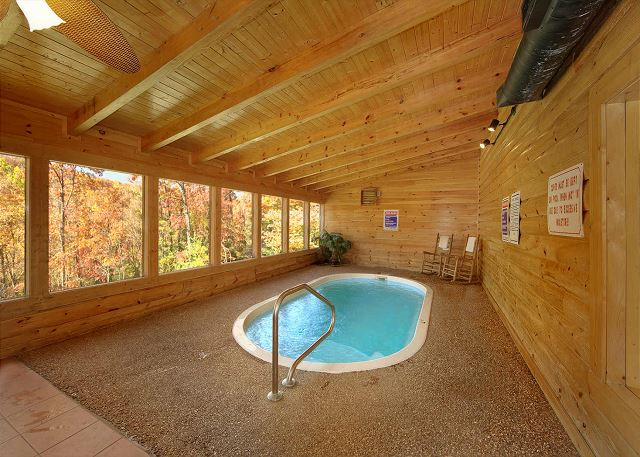Gone Swimmin 260  2 Bedroom Cabins  Pigeon Forge Cabins