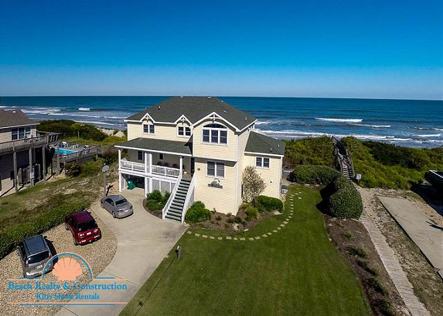 Belle Of The South 644  Corolla Vacation Rental  Ocean Sands A Outer Banks