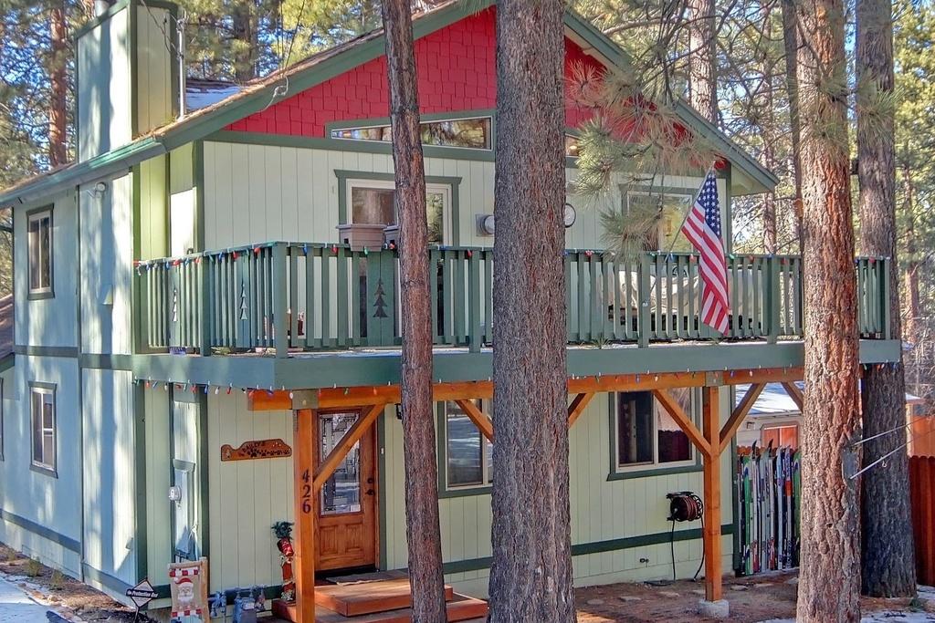 Modern Big Bear Home