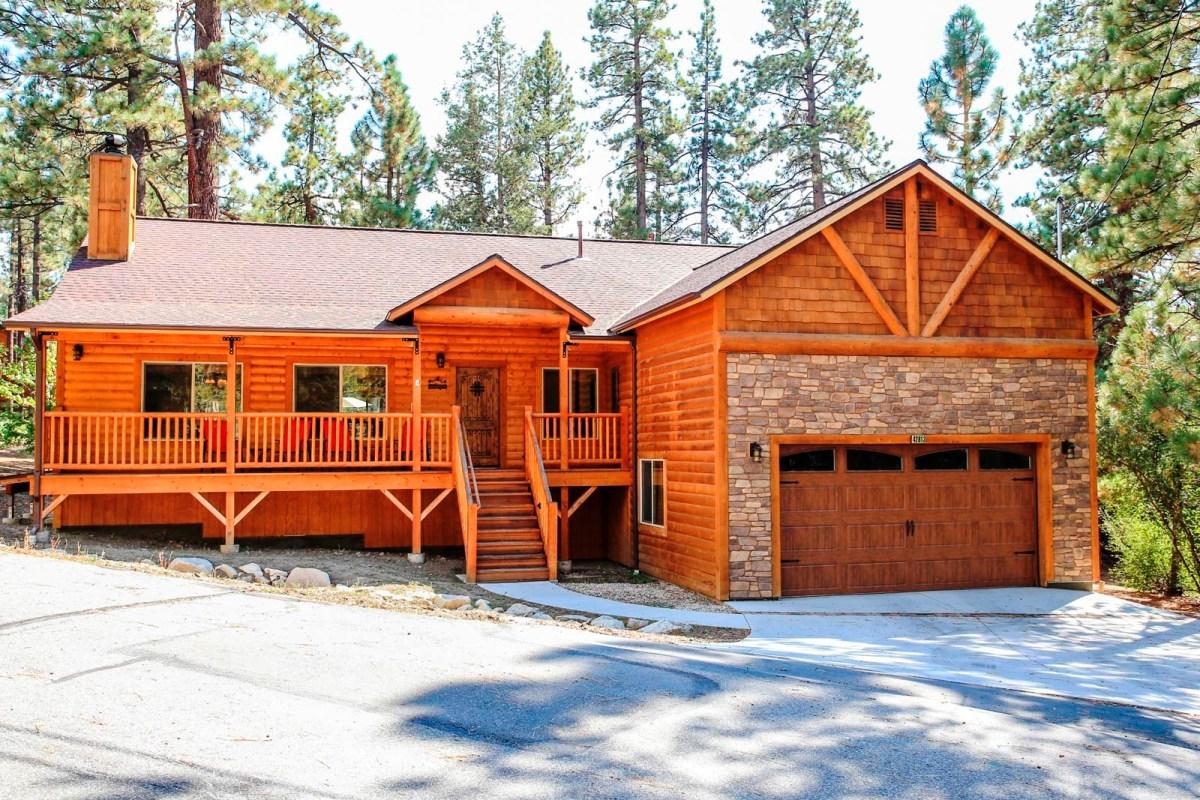 Beautiful Modern Cabin