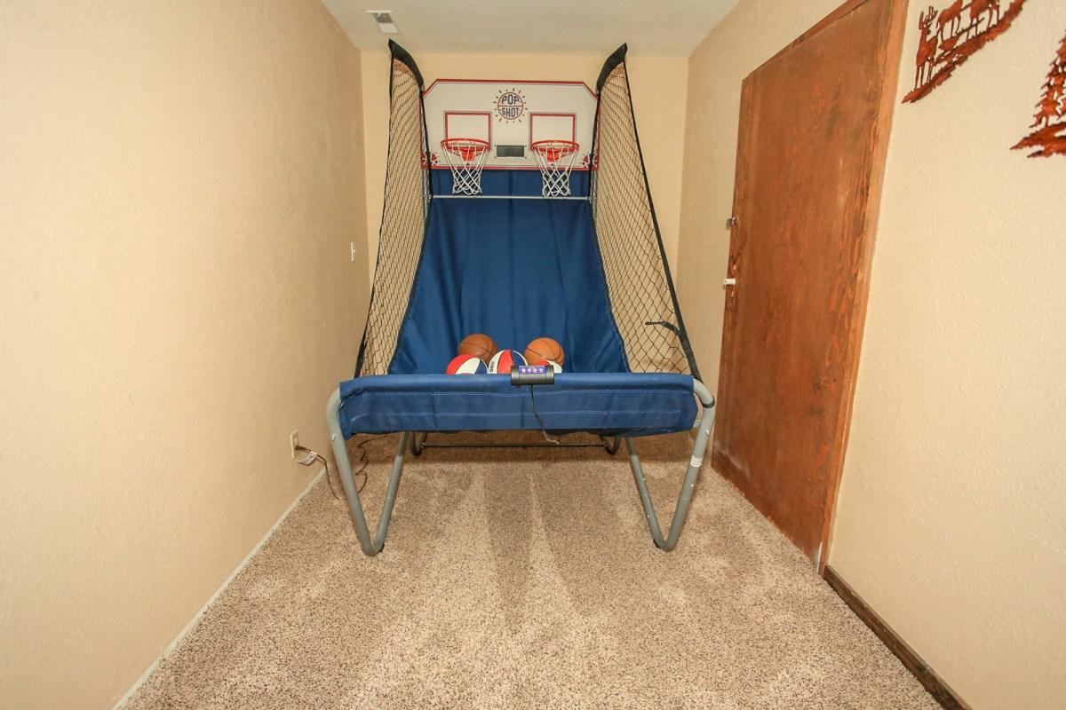 2 Person Basketball
