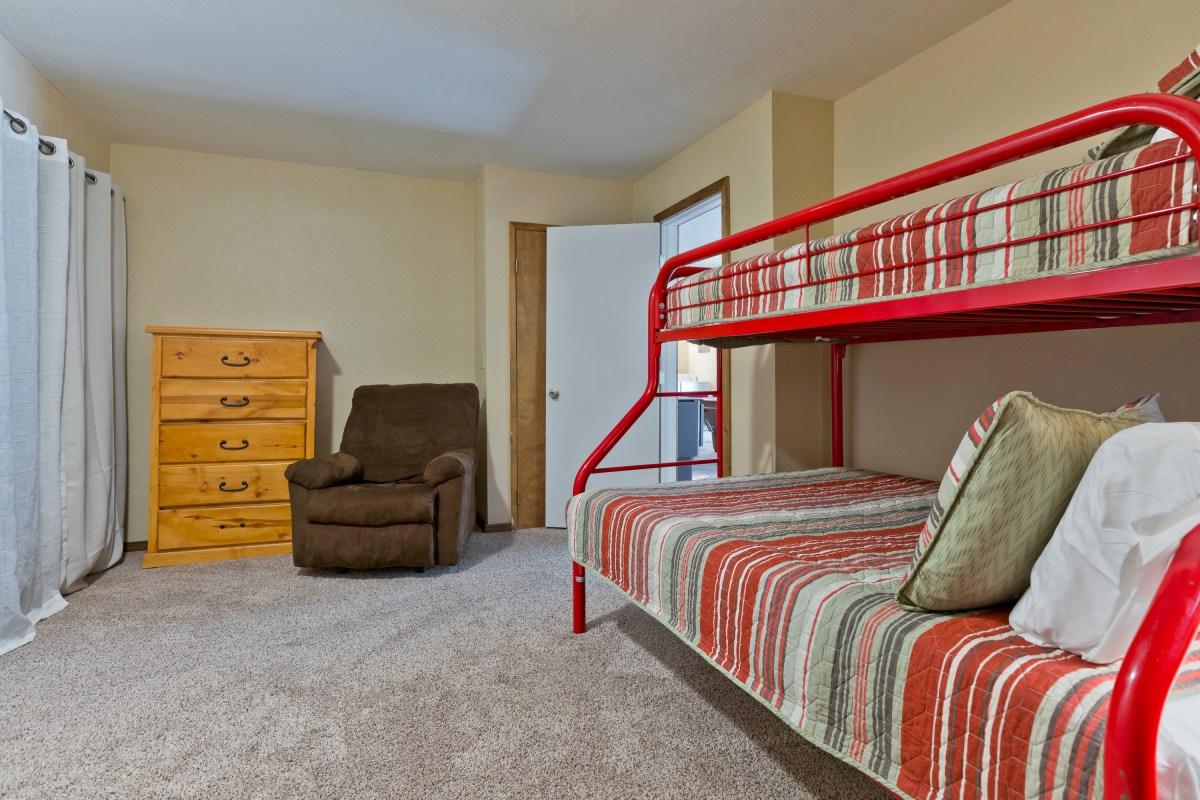 Downstairs Bedroom 8