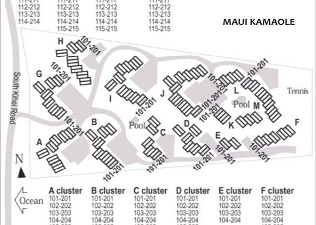 Ocean View Condo Rentals: Maui Kamaole: Kihei Vacation Rentals
