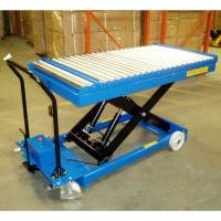 Roller Tops for Mobile Scissor Lifts - ESE Direct