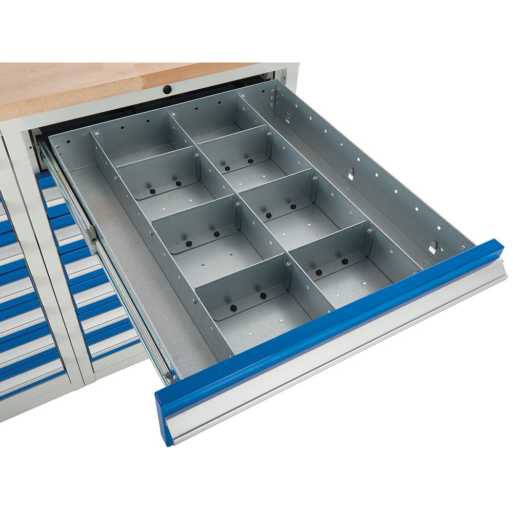 Euroslide 600 Cabinet Drawer Dividers With Price Promise