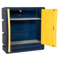 Plastic Chemical Storage Cabinet ChemCube | ESE Direct