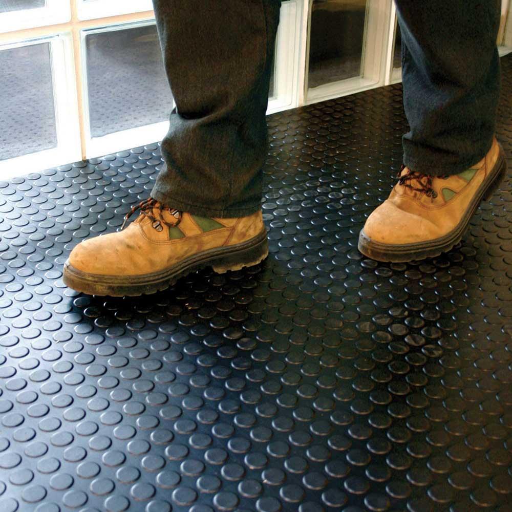 Cobadot Rubber Flooring Matting per Sq Metre  ESE Direct