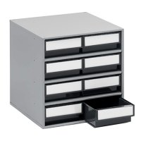 ESD Small Parts Storage - Medium Cabinet with Steel ...