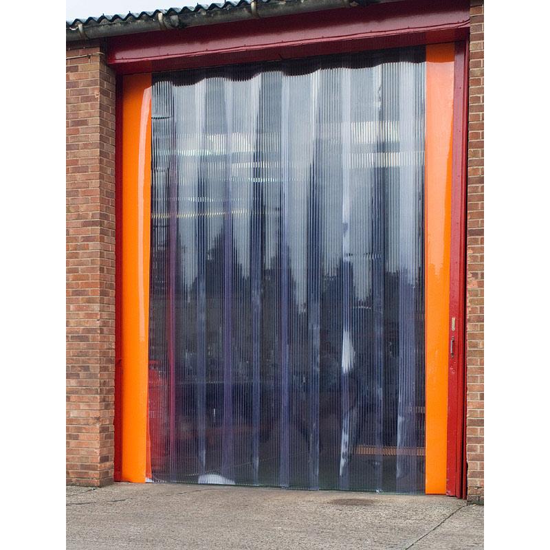 External Doorway PVC Strip Curtains  ESE Direct