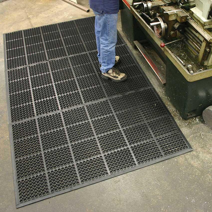 Rubber High Duty Floor Mats  ESE Direct