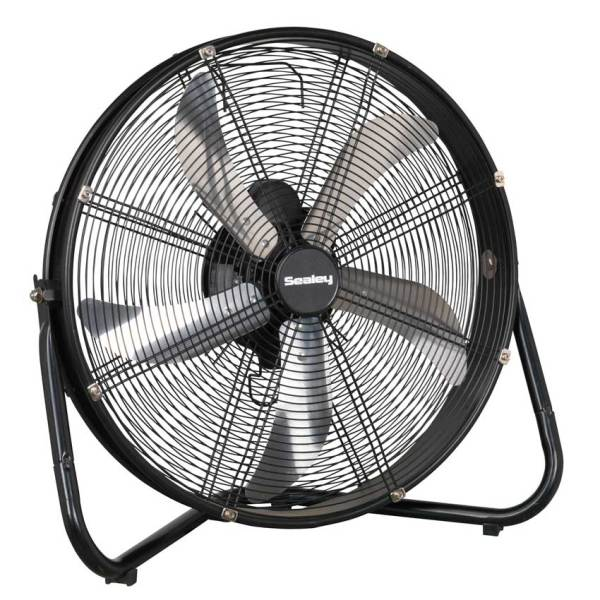 Industrial High Velocity Floor Fan