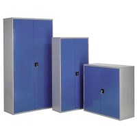 Steel Storage Cabinets without plastic bins - ESE Direct