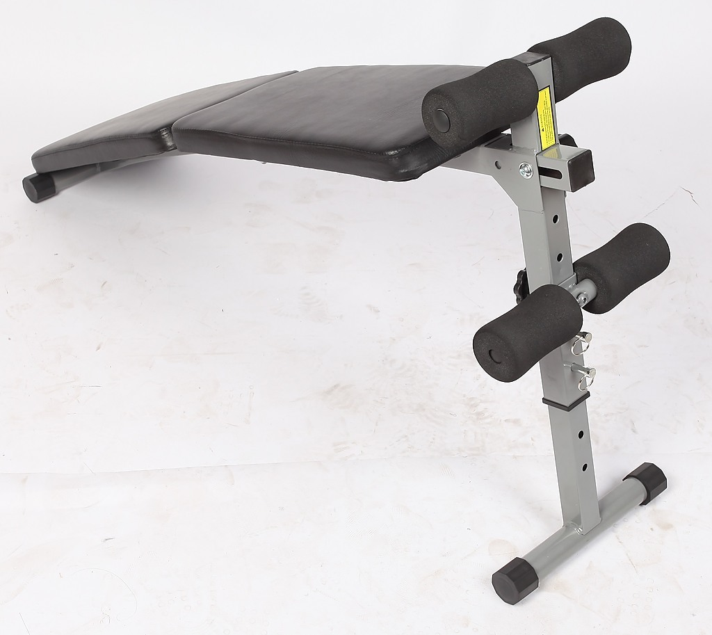 Sit Up Chair Adjustable Abdominal Crunch Sit Up Bench Sports
