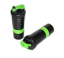 2x Protein Gym Shaker Premium 3 In 1 Smart Style Blender