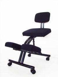 Ergonomic Office Kneeling Chair - Furniture > Office ...