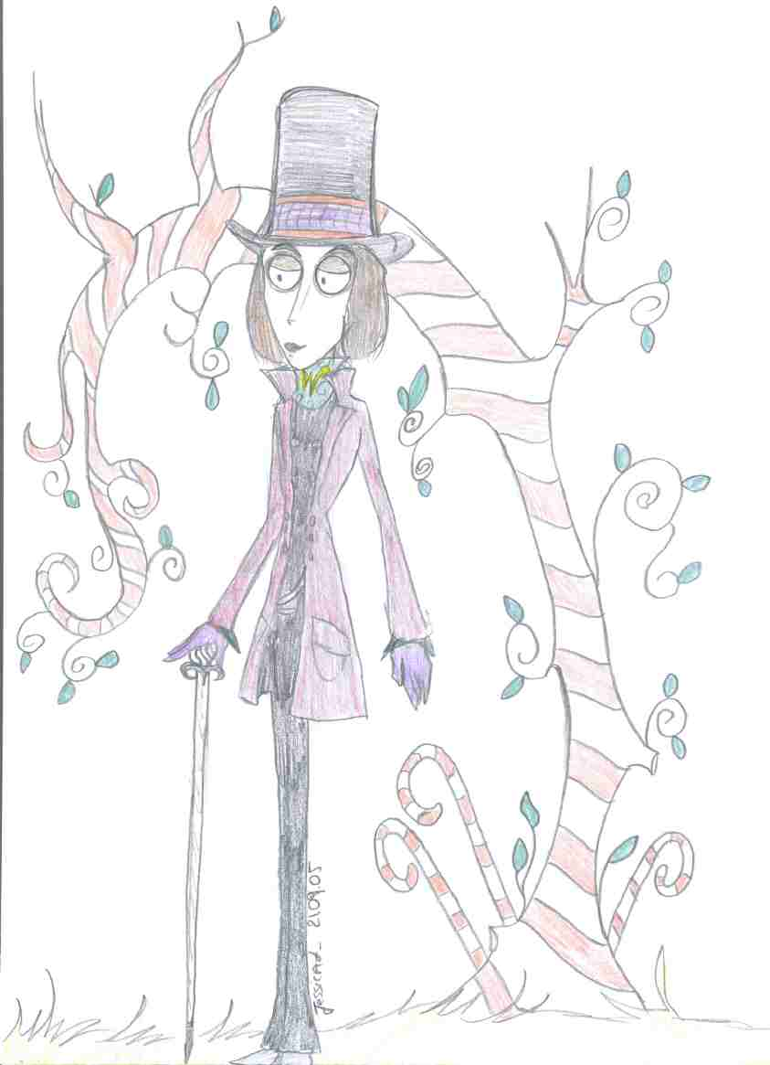 Charlie Et La Chocolaterie Dessin : charlie, chocolaterie, dessin, Corpse, Bride