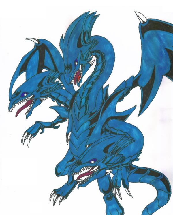 Blue-eyes Ultimate Dragon Hitokage195 - Fanart Central