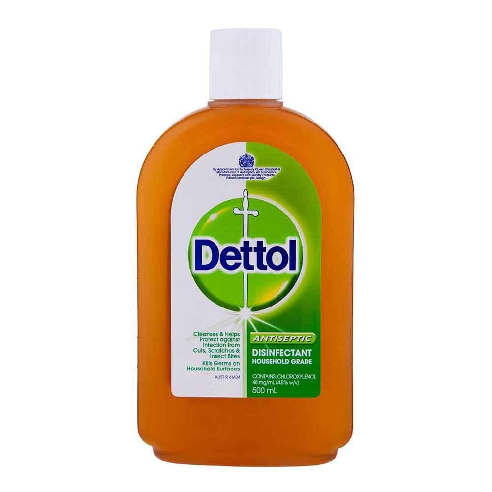 Buy Dettol Liquid Chloroxylenol Antiseptic: OTC online - Grocerapp.pk