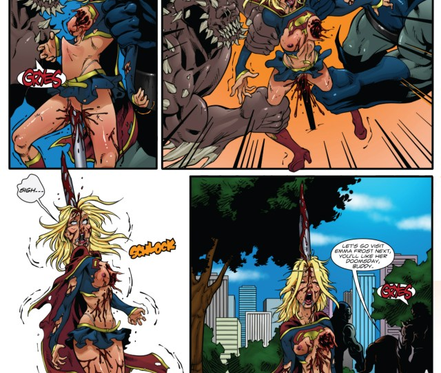 Supergirls Last Stand Page 26 E1p2