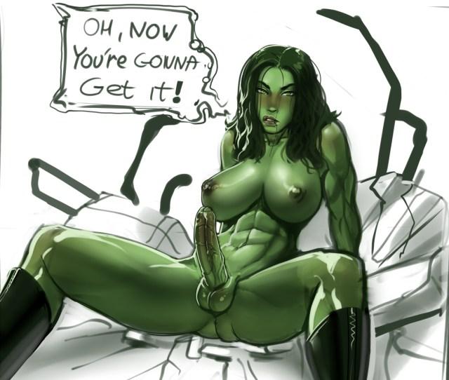 She Hulk Something Something Dick