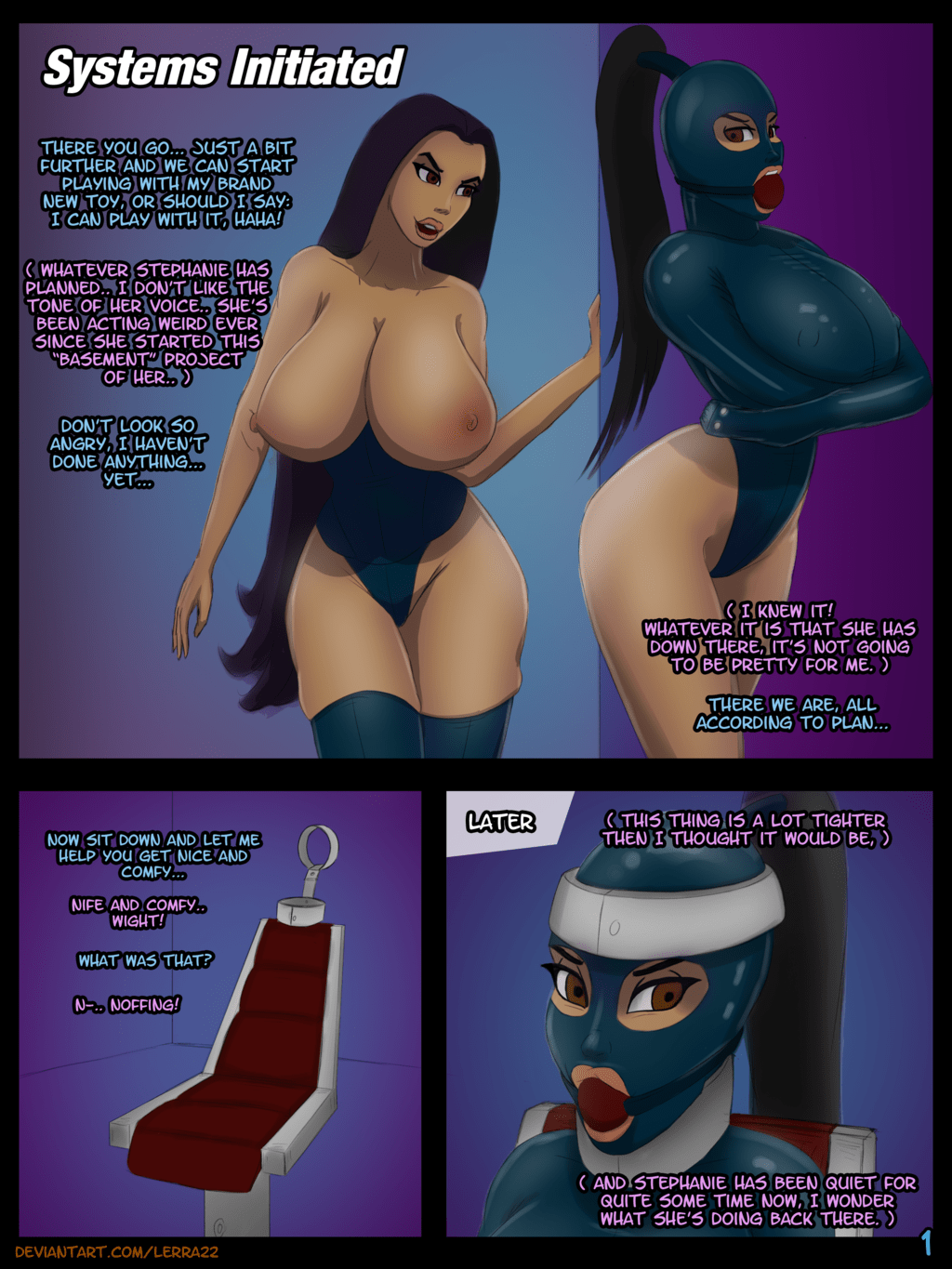 SI_01 by lerra22  Hentai Foundry