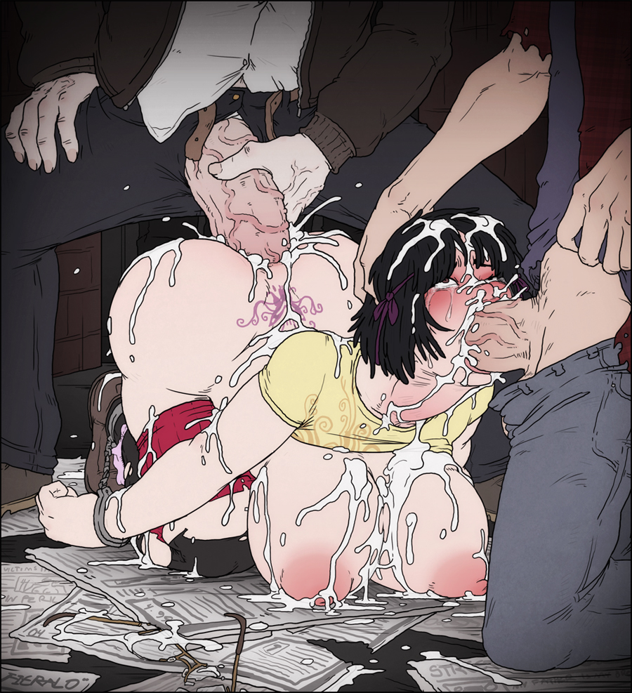 Asian Roulette by Sparrow  Hentai Foundry