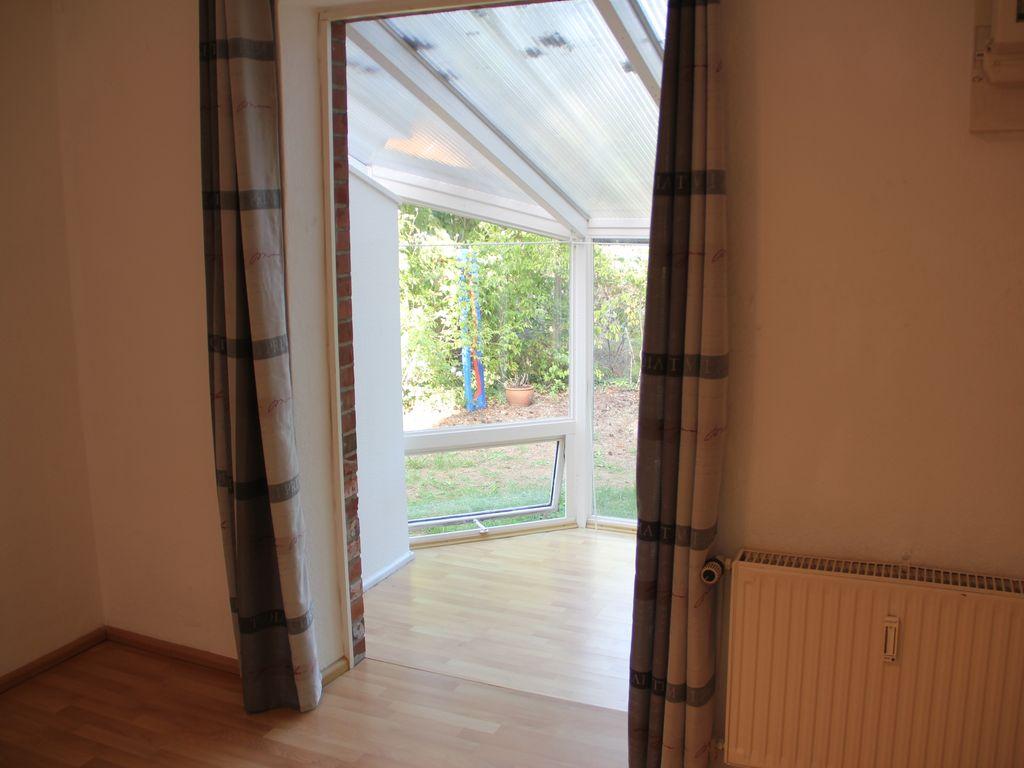 Attraktive 1-Zimmer-Eg-Wohnung Mit Wintergarten In Beedenbostel