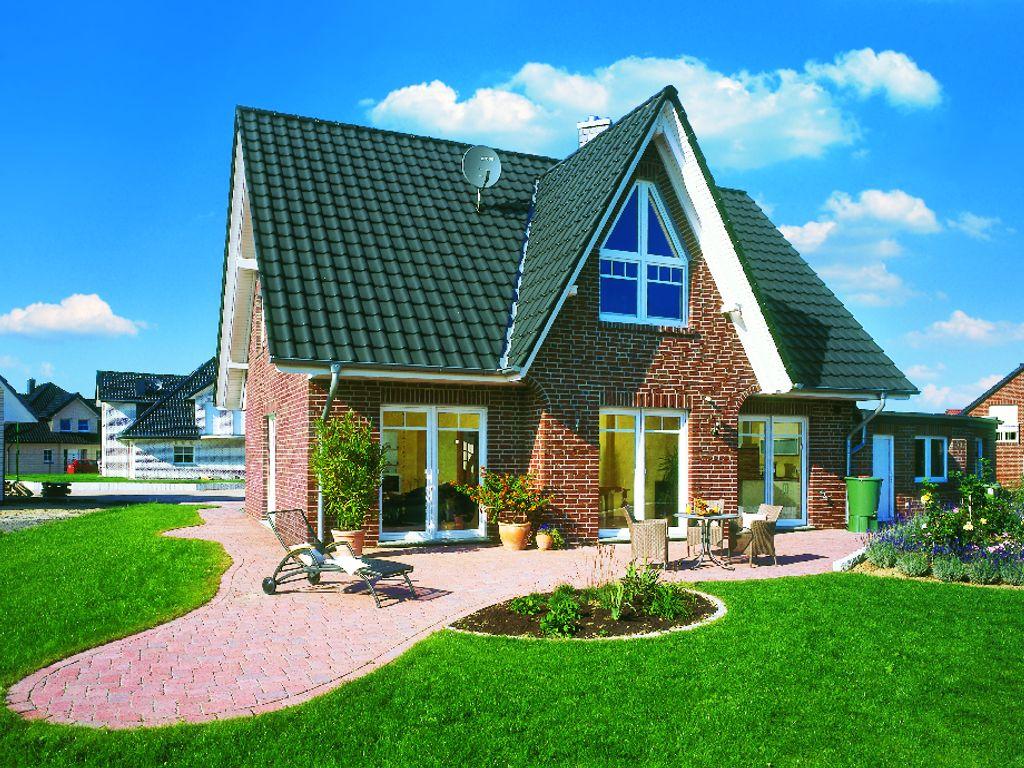 Baumeisterhaus: Individuell Geplant Und Massiv Gebaut