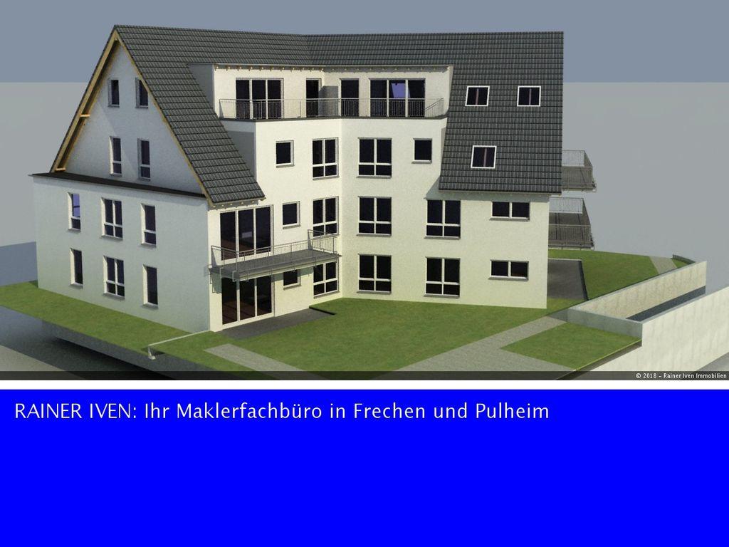 Neubau 3-Zimmer Dachgeschoß Mit Aufzug Zu Top-Konditionen