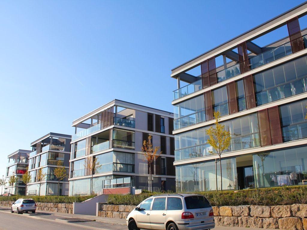 Penthouse mit 3 Terrassen